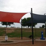 Our new sails